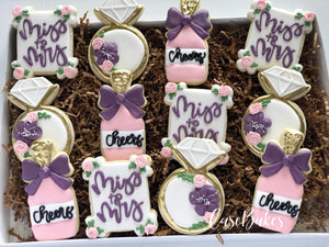 Cheers Bridal Shower - 1 dozen