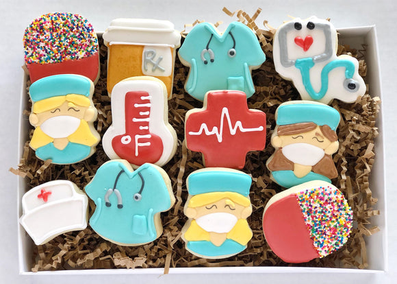 Nurses Week - 1 dozen minis Woman
