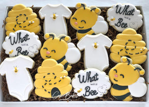 Bee Gender Reveal - 1 Dozen