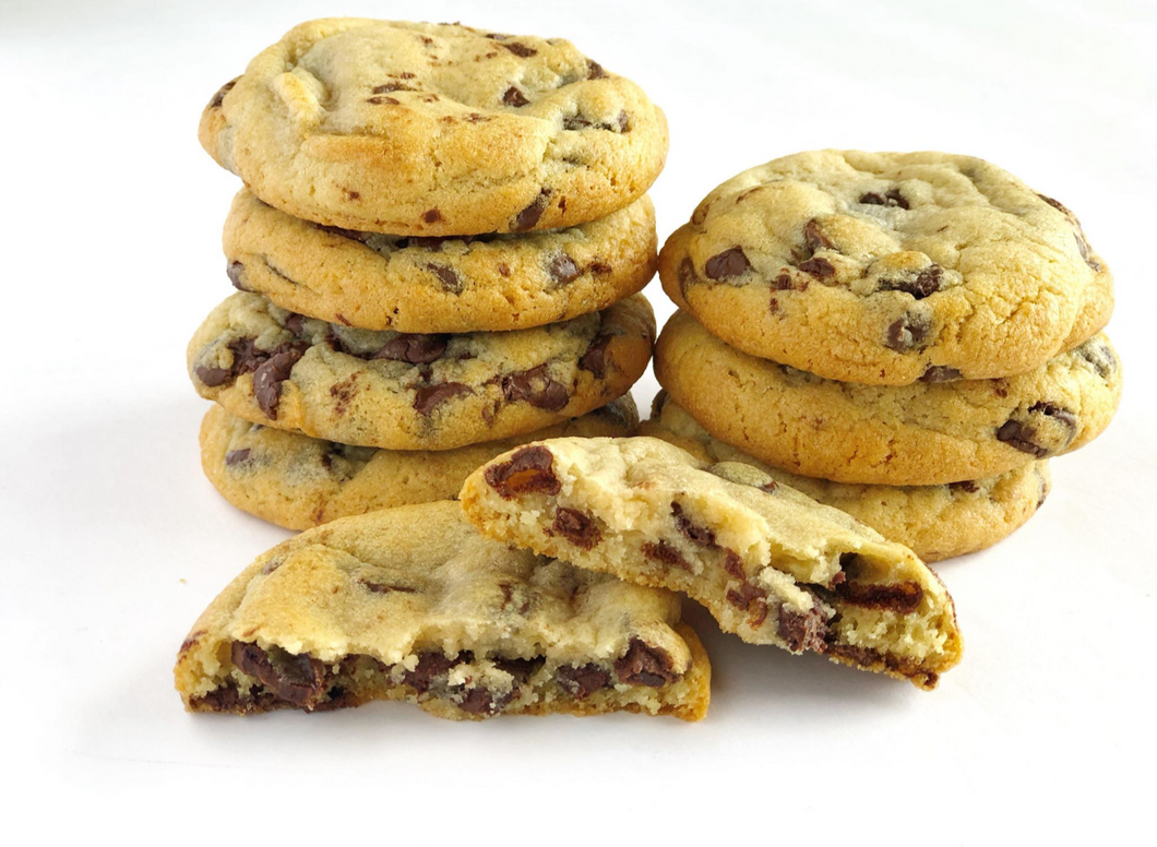 Chocolate Chunk Cookies - 1 dozen