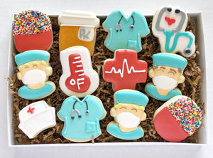 Nurses Week - 1 dozen minis man