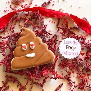 Love the poop outta you - 1 piece gift box