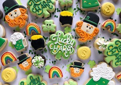 St. Patricks day Party Set - 2 Dozen Assorted sizes