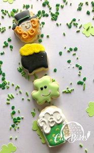 St. Patricks Day Minis - 4 count