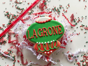 Christmas Personalized Ornament - 1 Piece