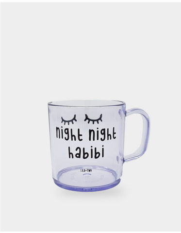 night night habibi mug
