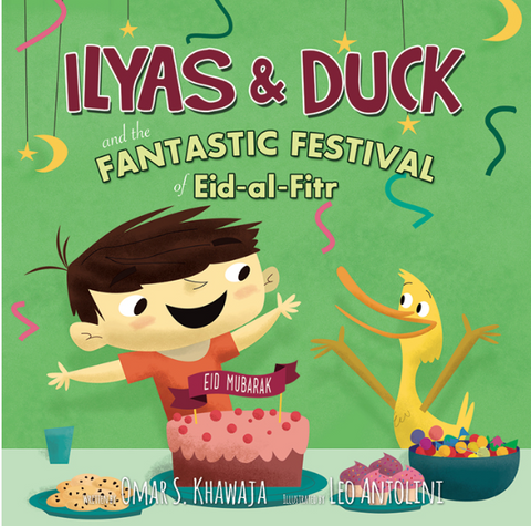 ilyas and duck fantastic festival of eid