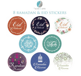 eid/ramadan stickers