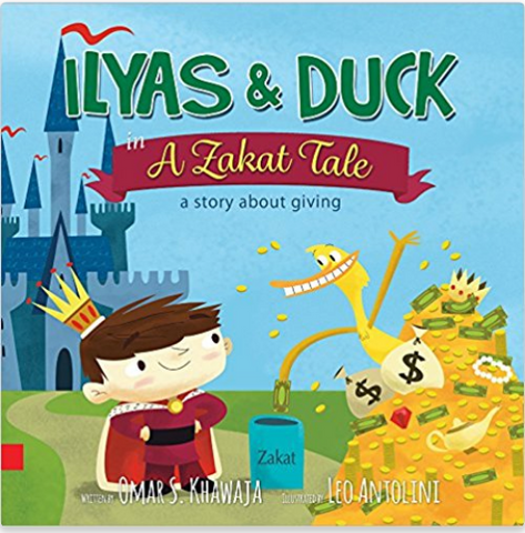 ilyas and duck zakat tales
