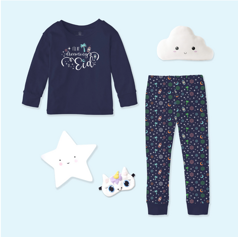Toddler + Youth Eid PJs