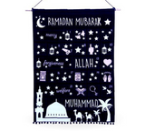 Velvet Ramadan Countdown Calender (Glows in the Dark!)