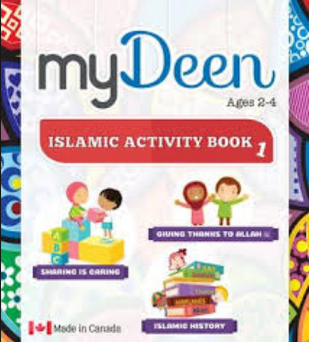 MyDeen Activity Book