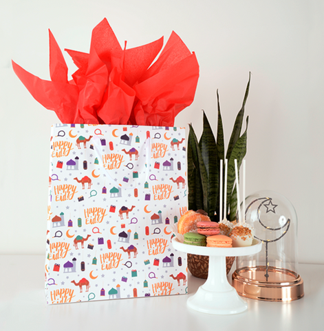 "Happy Eid Gift Bags - ""Party"" (Large)"