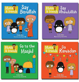 Musa & Friends Board Books