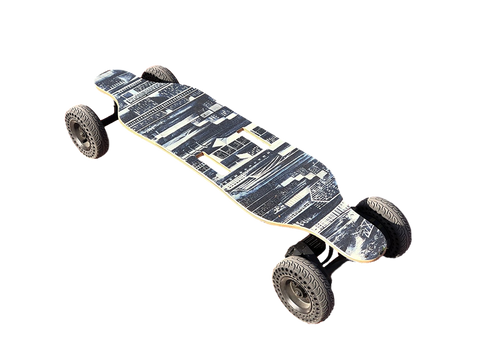 Chargiot Blade All Terrain Electric Skateboard