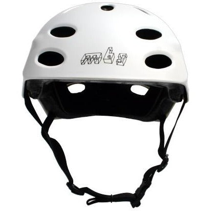 Helmet - MBS Helmet - Bright Idea - White