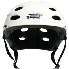 MBS Helmet - Grafstract - White