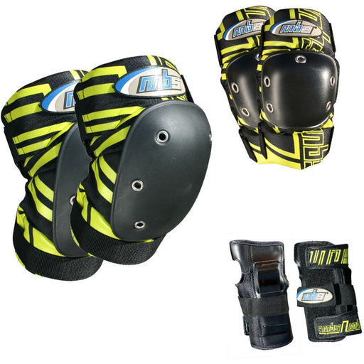 Knee Pads - MBS Pro Tri-Pack Pads