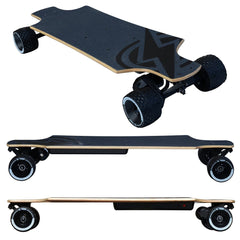 Atom Electric B10X All-Terrain Longboard Skateboard 40410