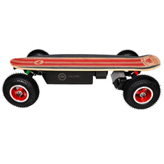 Fiik Street Surfer Electric Skateboard 30AH Enduro Lithium