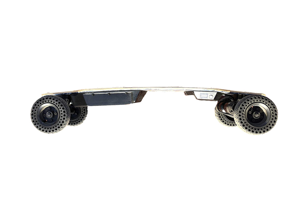 Street E-Board - Chargiot Blade - 2400 Dual Motors - 30MPH - 15 Mile Range - 3 Speeds With Reverse And Braking