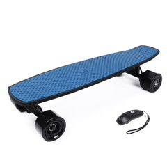 Street E-Board - LOU 1.0 Electric Skateboard – A Revolutionary Board That Combines Effective Transportation With The Freedom Of Skateboarding
