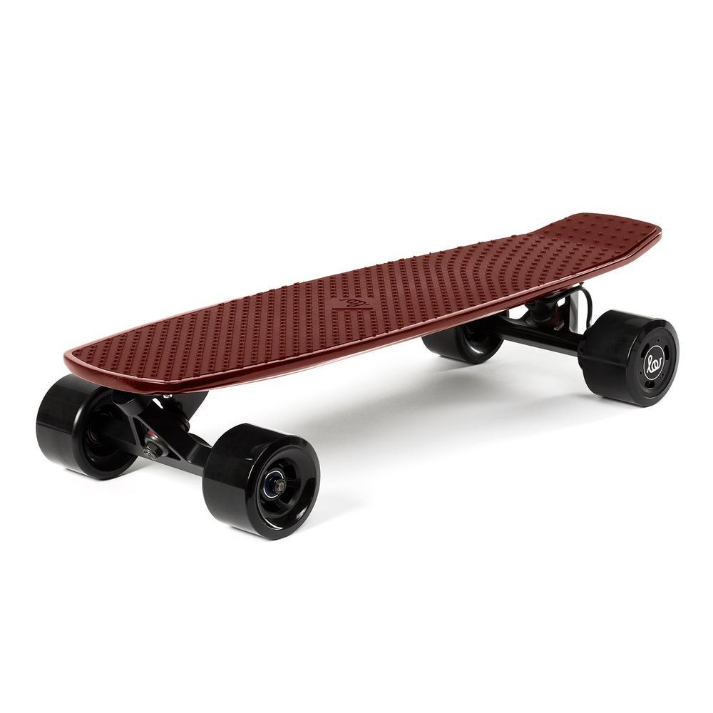 Street E-Board - LOU 2.0 Electric Skateboard - A Revolutionary Board That Combines Effective Transportation With The Freedom Of Skateboarding