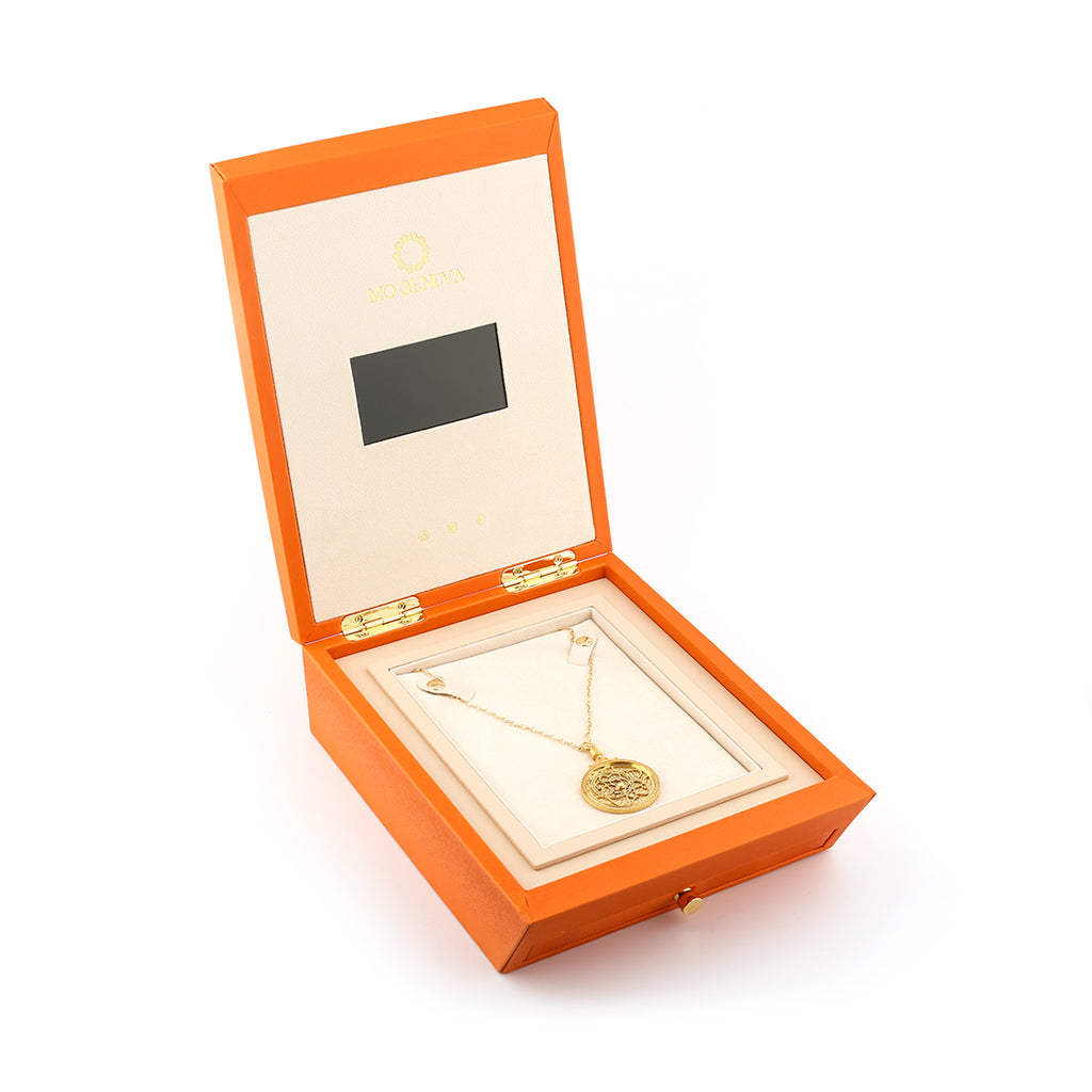 OUD PENDANT ASTROLABE