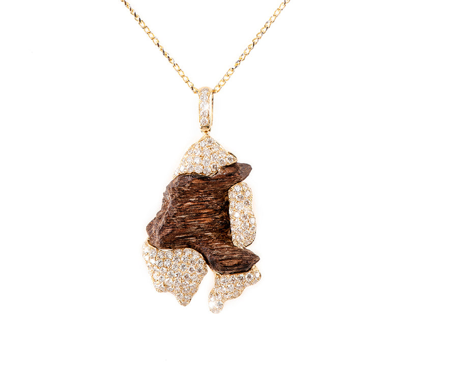 OUD PENDANT PIECE OF NATURE