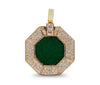 KISWAH PENDANT OCTAGON DIAMOND