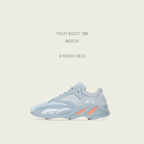 more photos d0008 d1cd9 YEEZY BOOST 700 INERTIA | Release Date – HannibalStore