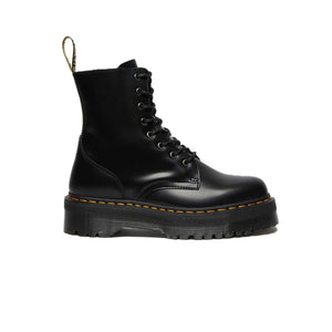 DR.MARTENS JADON BLACK POLISHED SMOOTH 3653