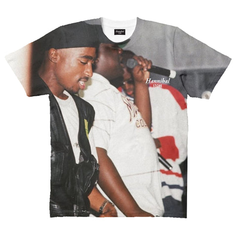 "HANNIBAL STORE ICON T-SHIRT ""TUPAC/BIGGIE"""