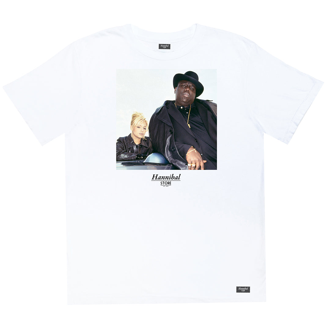 HANNIBAL STORE ICON COUPLES T-SHIRT BIGGIE