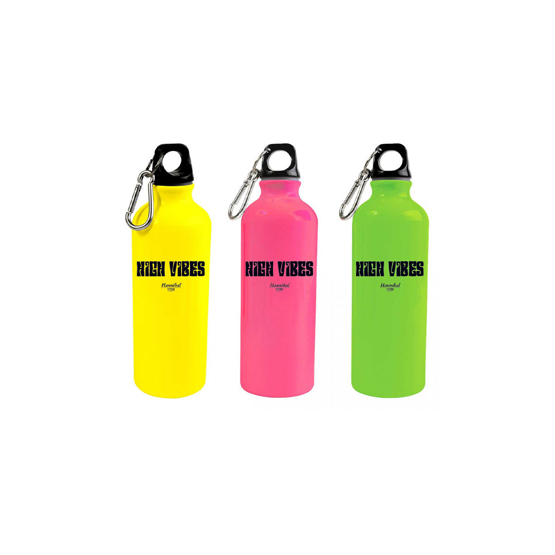"HANNIBAL STORE ""HIGH VIBES"" POISON WATER BOTTLE"