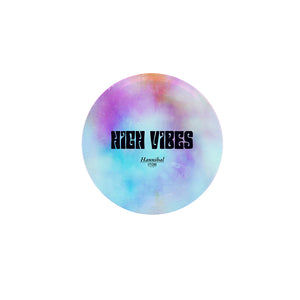 "HANNIBAL STORE ""HIGH VIBES"" FLY FRISBEE"