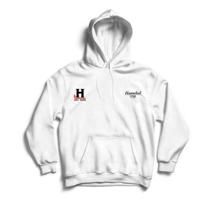 HANNIBAL BELIEVE THE HYPE HODDIE WHITE