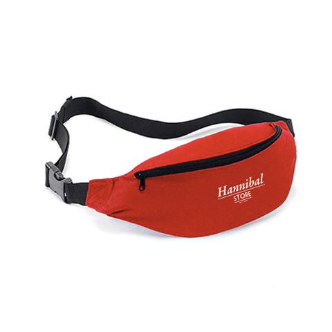 HANNIBAL WAIST BAG XIII ANNIVERSARY RED