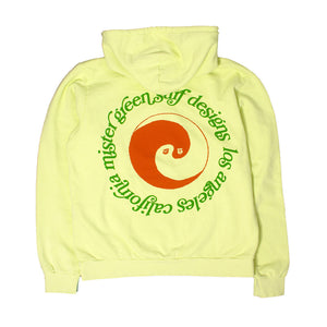 MISTER GREEN DUALISM SURF V2 HOODIE NUCLEAR