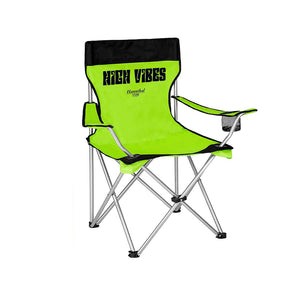 "HANNIBAL STORE ""HIGH VIBES"" CHILL CAMPING CHAIR"