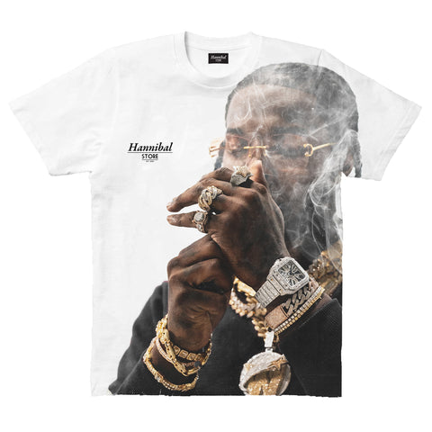 "HANNIBAL STORE ICON T-SHIRT ""POP SMOKE"""