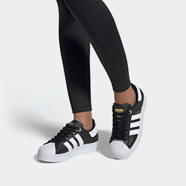 SUPERSTAR BOLD BLACK W