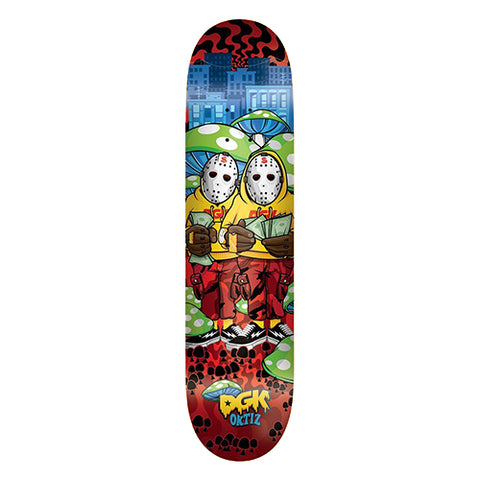DGK GHETTO LAND ORTIZ 8.06