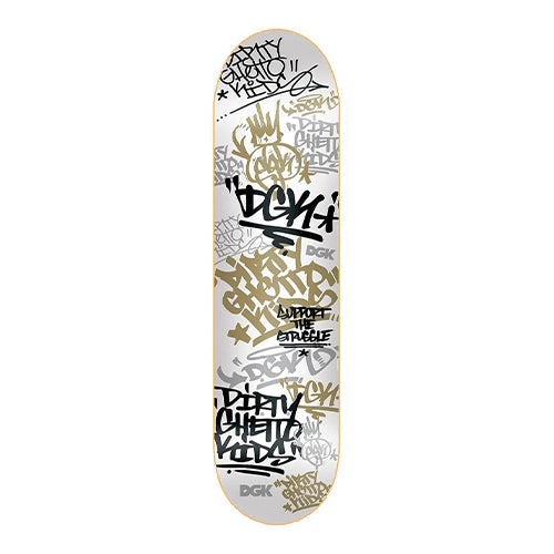 DGK SUMMER SCHOOL DECK 8.06