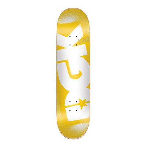 DGK PRICE POINT DECK YELLOW 8.25