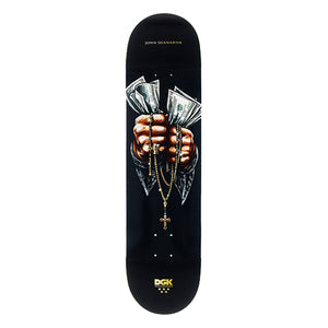 DGK FAITH J.SHANAHAN DECK 8.06