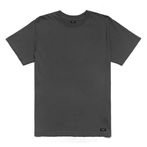 "HANNIBAL STORE ""PREMIUM BASIC TEE"" GREY"