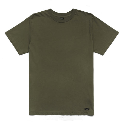 "HANNIBAL STORE ""PREMIUM BASIC TEE"" GREEN"