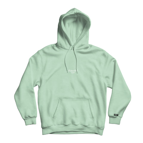 HANNIBAL STORE CLASSIC HOODIE MINT