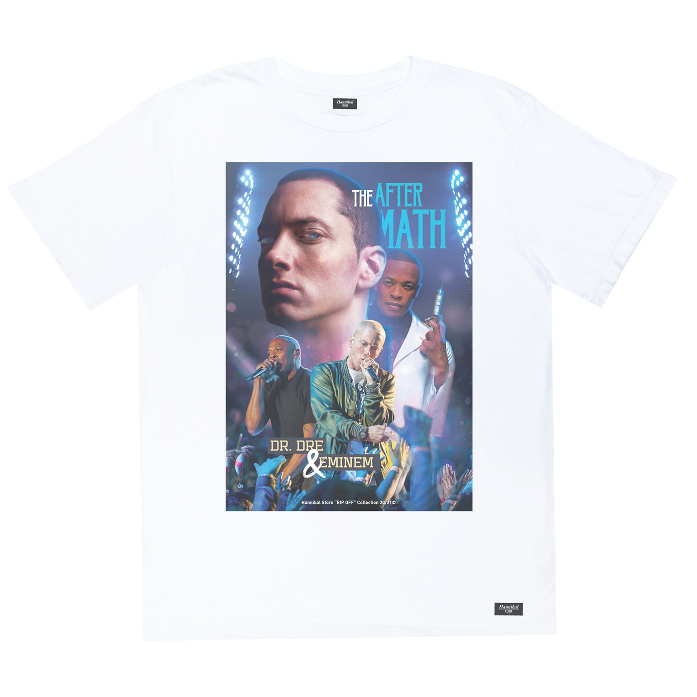 "HANNIBAL STORE ""ICONS"" TEES EMINEM 